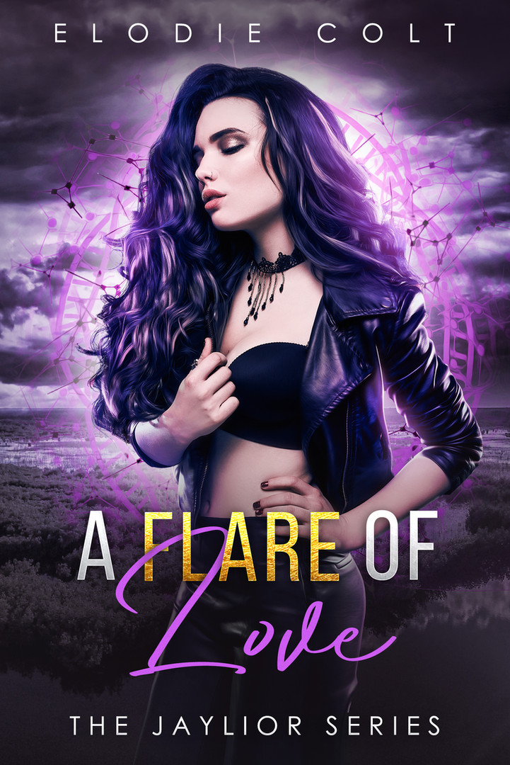 A FLARE OF LOVE
