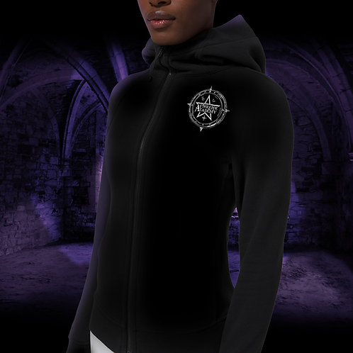 Afterlife Academy Zipped Hoodie