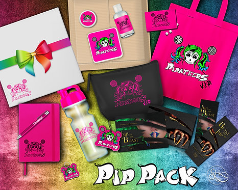 VIP Membership including Welcome Pack