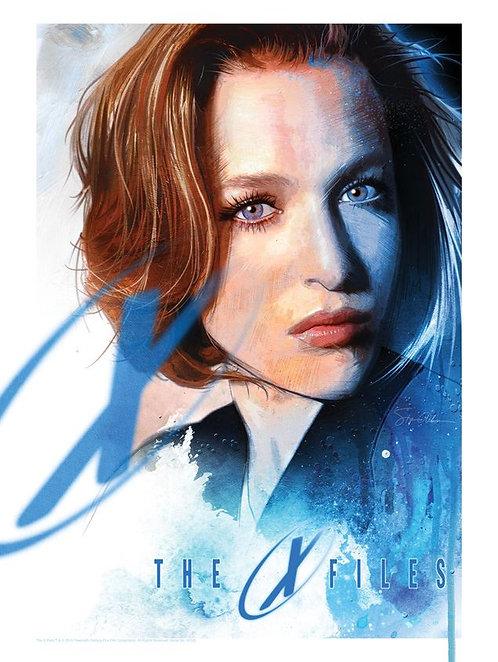 "X-Files - Dana Scully ""Seeker of Truth"""