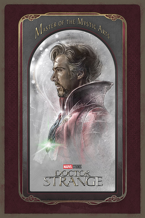 Doctor Strange: Master of the Mystic Arts