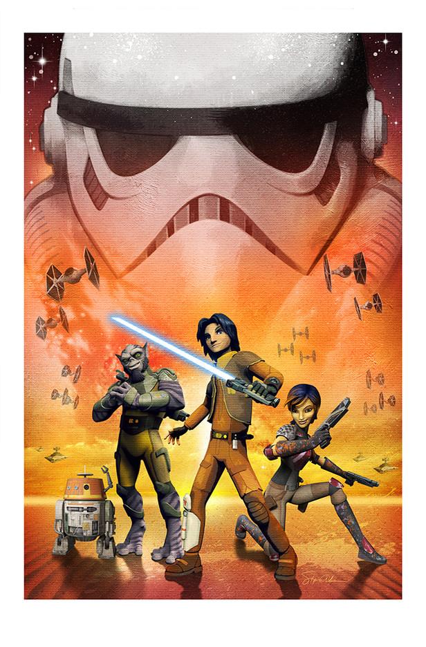 Steve+Anderson+Star+Wars+Rebels+Poster+A