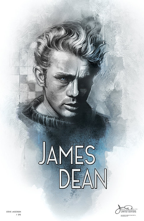 James Dean - Limited Edition