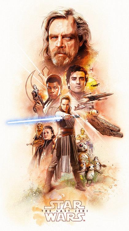 Star Wars - The Last Jedi - Finding a Balance