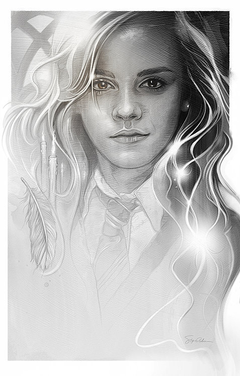 Hermione - Harry Potter