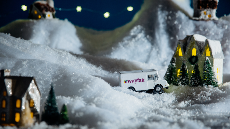 Holiday Stop Motion