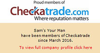 Checkatrade Sams Your Man