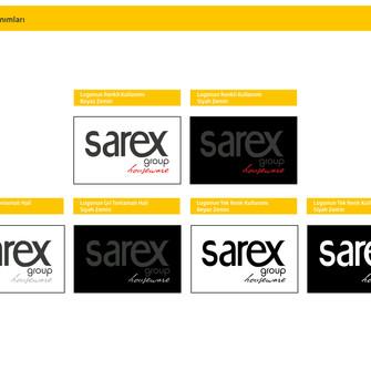 Sarex Kullanım Alanları 2020