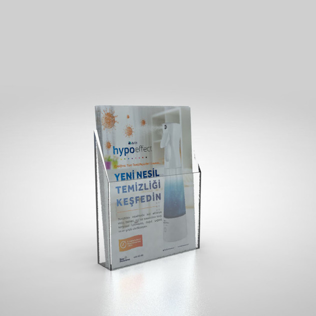 Hypo Effect Product Display Brocure 2020