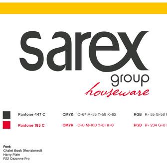 Sarex Logo Bilgileri 2020