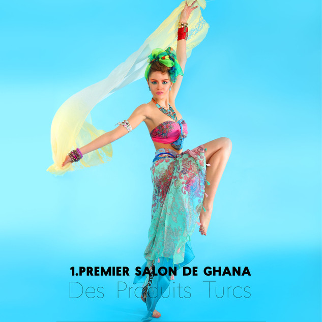 PREMIER SALON DE GHANA