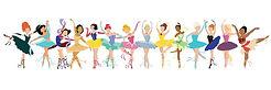 Disney princesses as ballerinas.jpg