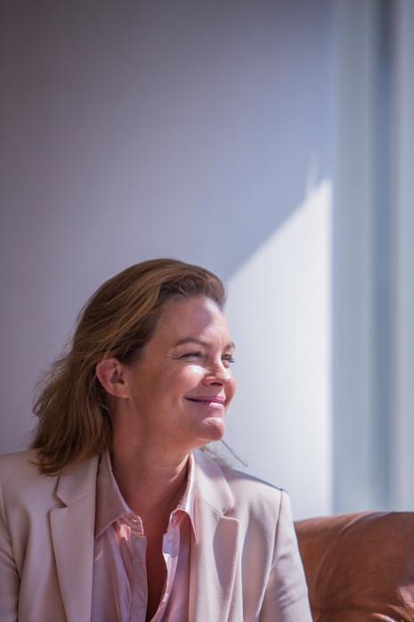 Sandrine Ferdane, businesswoman.