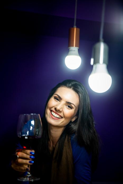 Nathalia Arcuri, jornalist.