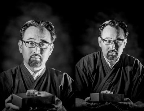 Chef Jun Sakamoto.