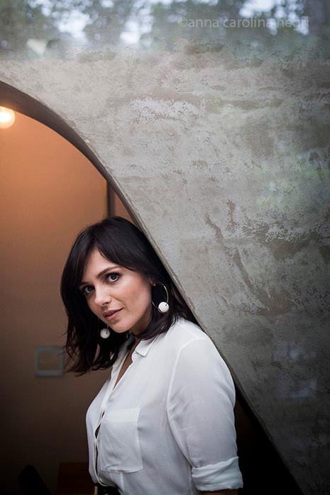 Monica Iozzi, actress.