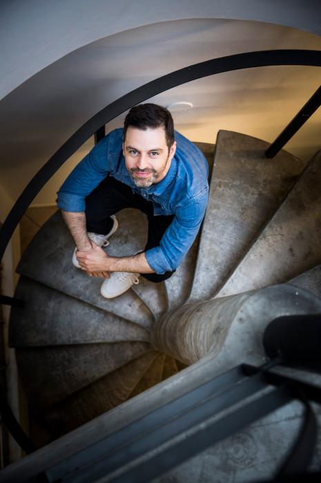 Mauricio Arruda, architect.
