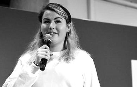 Founder Aimée-Louise Carton