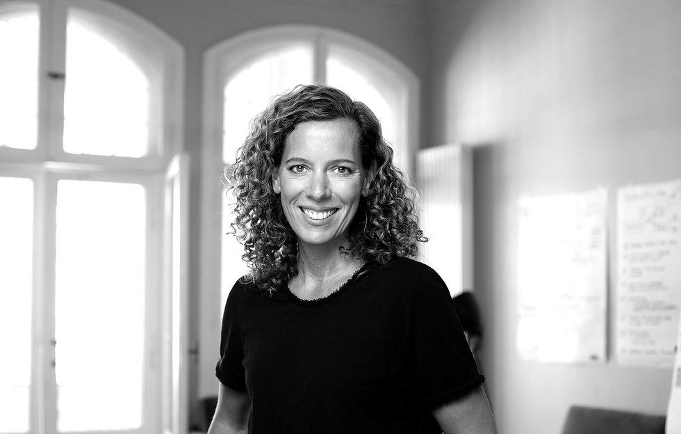 Founder Miriam Wohlfarth