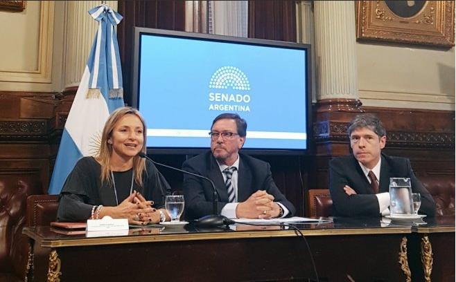 Senado de la Nación Daniela Dupuy