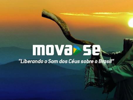 """MOVA-SE """"Liberando o Som do Céus sobre o Brasil"""""""