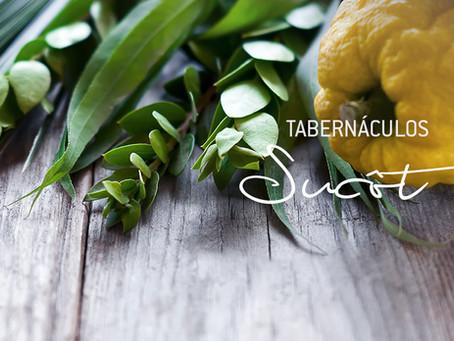SUCÔT – TABERNÁCULOS