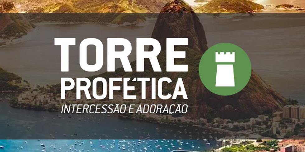 Rio de Janeiro : Torre Profética