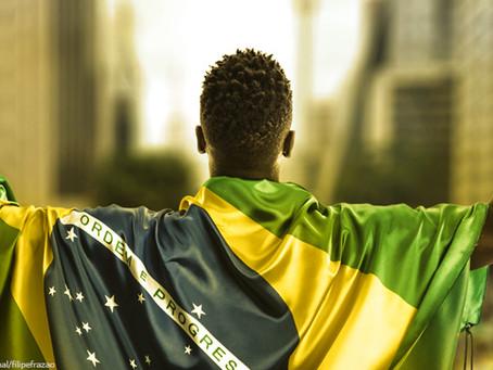 BRASIL: ESCOLHIDO PARA UM PROPÓSITO