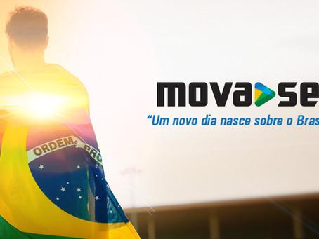 UM NOVO DIA NASCE SOBRE O BRASIL!