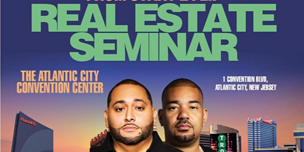 Cesar & DJ Envy's Real Estate Seminar