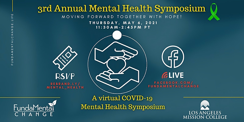 3rd Annual Mental Health Symposium