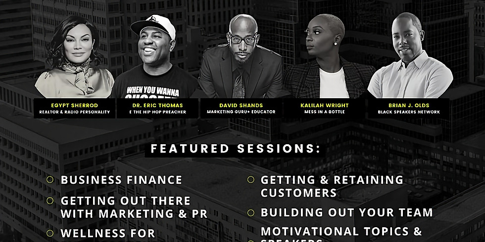 Black Business Matters Expo Powered by The AFRO