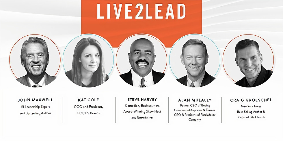 Live2Lead Tampa Bay 2020