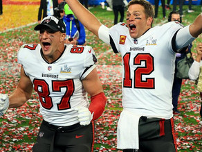 Tom Brady wins his 7th Super Bowl as Bucs topple Chiefs in blowout at home