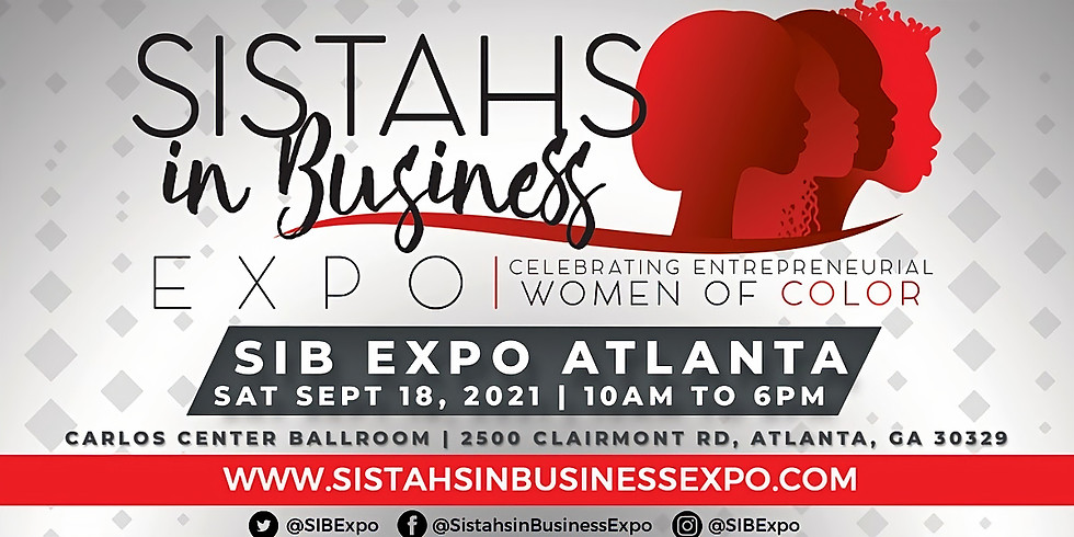Sistahs in Business Expo 2021