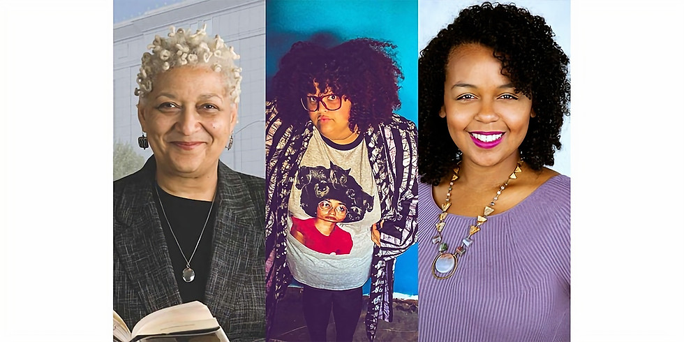 In Conversation: Jewelle Gomez, April Bey, and María Elena Ortiz