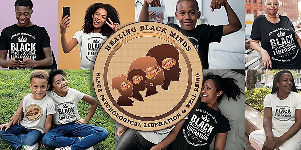Healing Black Minds - African American Mental Health Awareness Discussion