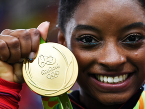 Athleta Scores Big by Signing Olympian Simone Biles