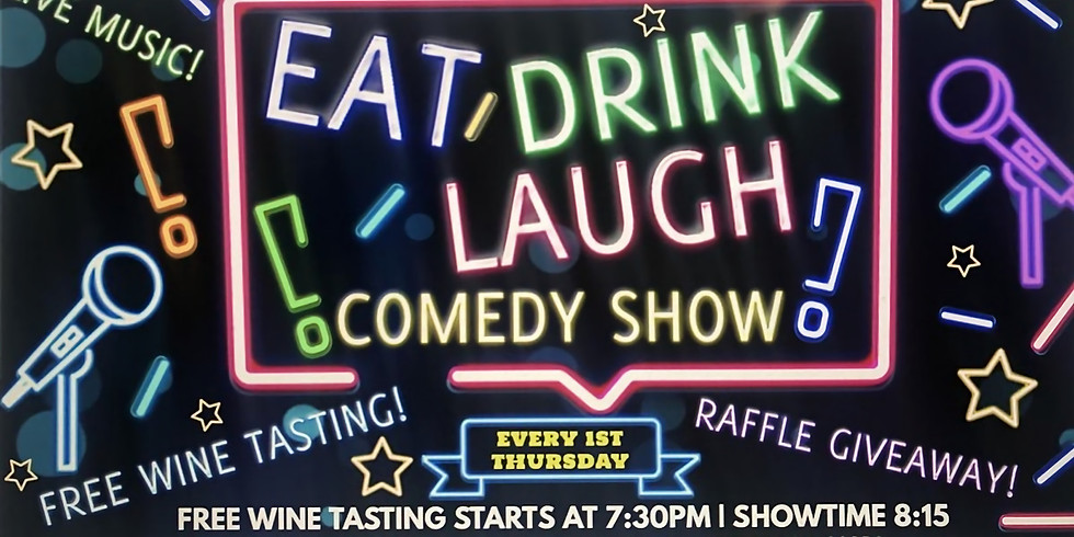 Eat Drink Laugh Comedy Show