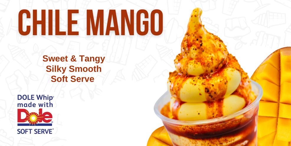 Chile Mango Soft Serve