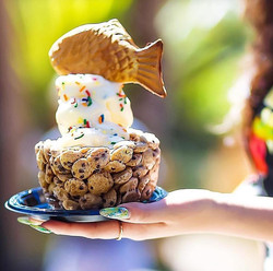 Cookie Crisp Cereal Bowl