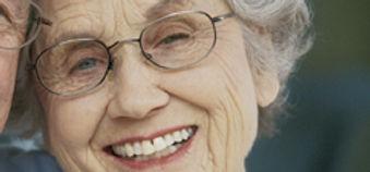 笑顔おばあちゃん