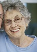 Grand-mère Sourire