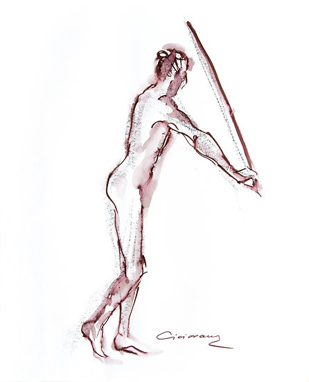 Body in Mouvement 9