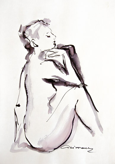 Nude Exploration 3