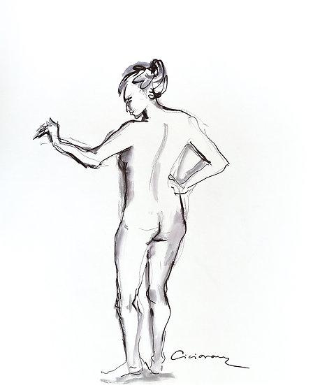 Body in Mouvement 14