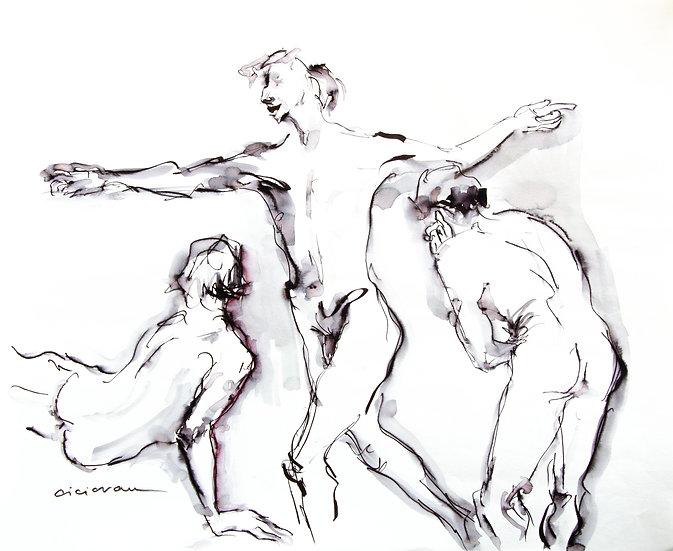 Body in Mouvement 2
