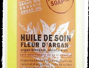 Tadé - Huile de soin - Fleur d'argan