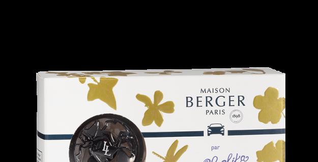 MAISON BERGER - Diffuseur voiture Lolita Lempicka Gun Métal