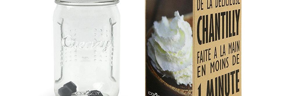COOKUT - Chantilly faite à la main